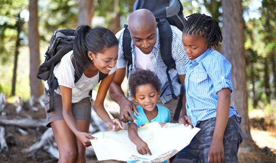 Healthy Activities for the Whole Family